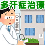 多汗症治療の費用・保険適用