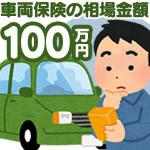 車両保険の見積もり金額相場